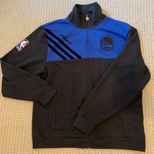 Adidas Golden State Warriors Zip Up XL
